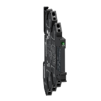 Слим интерфейсно реле RSL 1 З/О 12 V DC, с Пружинна клема