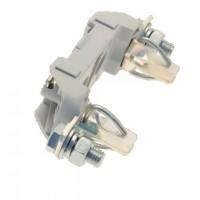Основа за стопяем предпазител, LV, 160 A, AC 690 V, NH00, 1P, IEC, монтаж на монтажна плоча