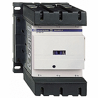 Контактор TeSys D, 3P(3 N/O) 24V AC, 115A