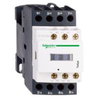 Контактор TeSys D, 4P(2 N/O + 2 N/C) 12V DC, 25A