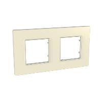 Двойна рамка Unica Quadro, Морско зелен
