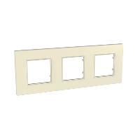 Тройна рамка Unica Quadro, Камък