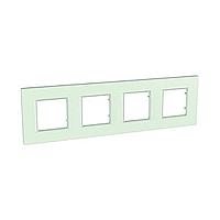 Четворна рамка Unica Quadro, Морско зелен