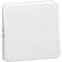 Mureva Styl - two-way switch flush & surface mounting - white