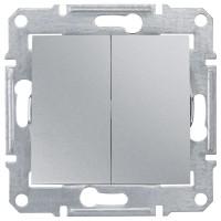 Сериен ключ 10 A – 250 V AC, Алуминий