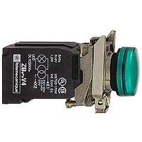 Контролна лампа 400 V AC, синя