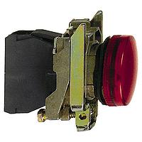 Контролна лампа ≤250 V , червена
