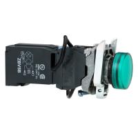 Контролна лампа 440 -460 V AC, зелена