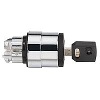 """Превключвател с ключ """"Ronis 458А"""" лява посока на отключване, 2 позиции 90°"""