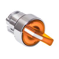 Оранжев светещ ключ с 2 позиции 90°