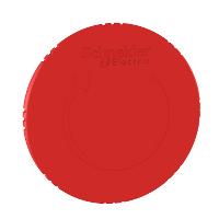 Червен авариен стоп бутон 60 Ø, превключване чрез завъртане